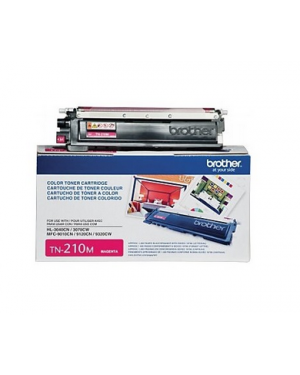 BROTHER TONER TN-210 MAGENTA