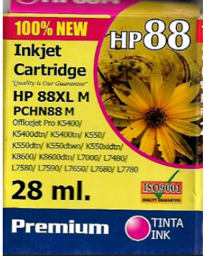 P.COLOR K550/K5400/K8600/L7580 MAGENTA H88M ALTERNATIVO