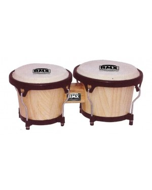 "RMX BONGO 6""+7"" AFINABLE NATURAL AED-6667"