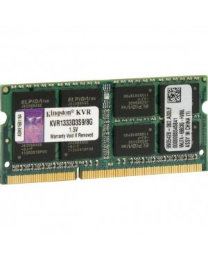 KINGSTON 8GB SODIM 1333S9/8GB