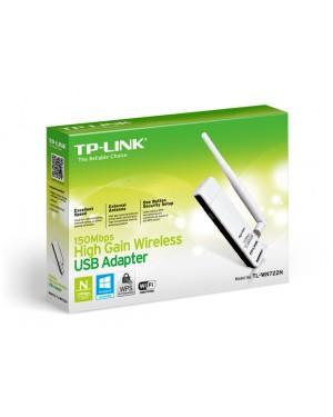 TP-LINK  WN 722N11N 150 USBT 1ANT. DESMONTABLE