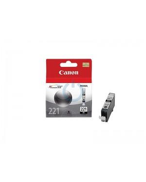 CANON CARTRIDGE CLI-221 NEGRO IP3600/46004700MP540/MP560/MP620/MP630/MP640/MP980/MP990