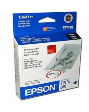 EPSON CARTRIDGE TO-63120 NEGRO