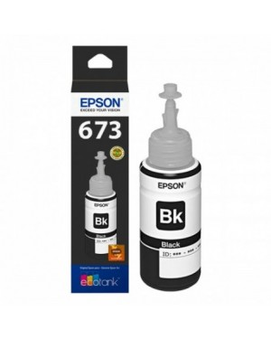 EPSON INK T673120-AL L800 BLACK