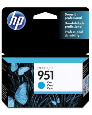 HP CARTRIDGE CN049AL CYAN 951