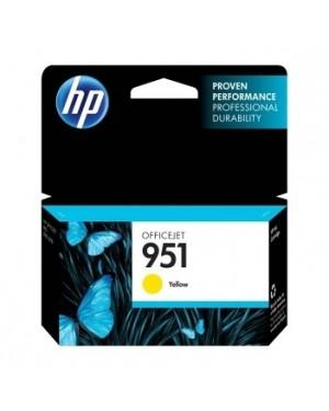 HP CARTRIDGE CN052AL YELLOW 951