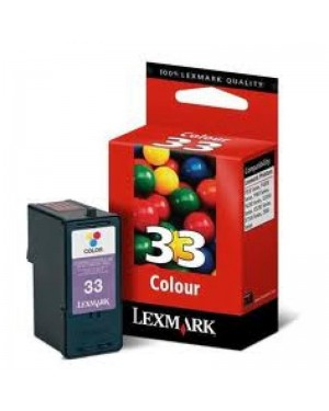LEXMARK CARTR. 18C0033 COLOR
