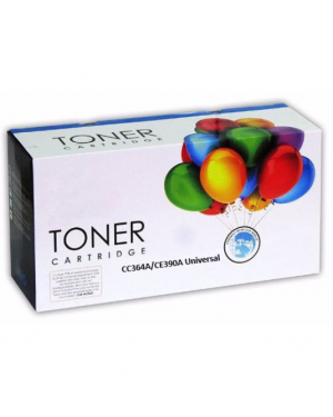 GTC TONER H64X CC364X BLACK ALTERNATIVO