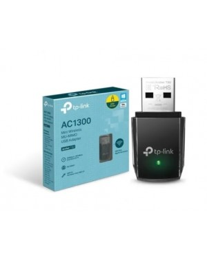 Tarjeta de Red USB WiFi Dual-Band AC1300 Archer T4U v2