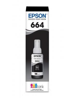 EPSON 664120  BOT.TINTA NEGRO P/L110-210-