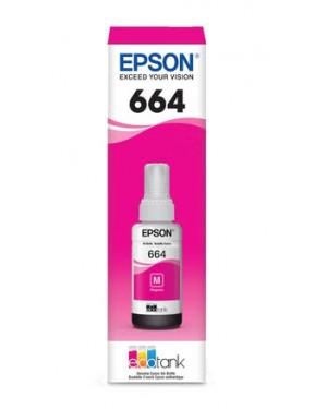 EPSON 664320 BOT. TINTA MAGENTA P/L110-210-