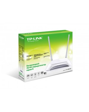 TP-LINK MR-3420 3G ROUTER INAL.N300 2 ANT.