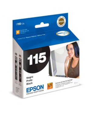 EPSON CARTRIDGE T115126 NEGRO P/T33
