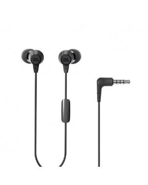 JBL AUDIF/MIC C50HI IN-EAR WIRED BLACK