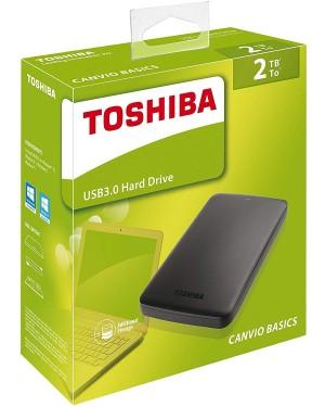 "TOSHIBA CANVIO DISCO EXTERNO 2TB 2.53.1"""