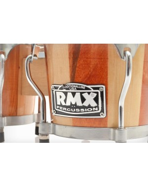 "RMX BONGO 6""+7""BI-COLOR AFINABLE AED-6161"