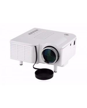 MINI PROYECTOR DE IMAGEN HDMI/USB/SD/AV/VGA