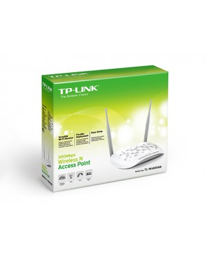 TP-LINK ACCESS POINT INAL. WA801ND N300 2 ANT.