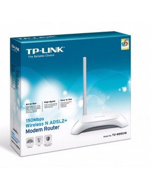 TP-LINK ADSL2+MODEM ROUTER150MBP WIRELESS