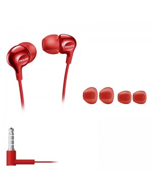 PHILIPS SHE3700RD AUDIFONO RED