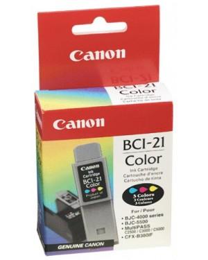 CANON CARTRIDGE BCI-21 COLOR