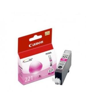 CANON CARTRIDGE CLI-221 MAGENTA P/IP3600/46004700MP540/MP560/MP620/MP630/MP640/MP980/MP992