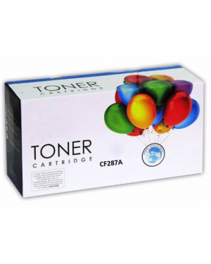 GTC TONER CF287A NEGRO ALTERNATIVO